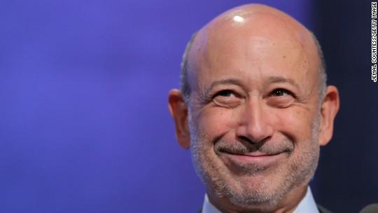Goldman Sachs is Wall Street's big loser
