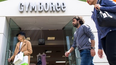 Gymboree to close 350 stores