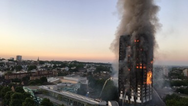 Police: Grenfell Tower fire started in Hotpoint fridge