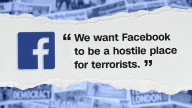 Facebook grows its counterterrorism team