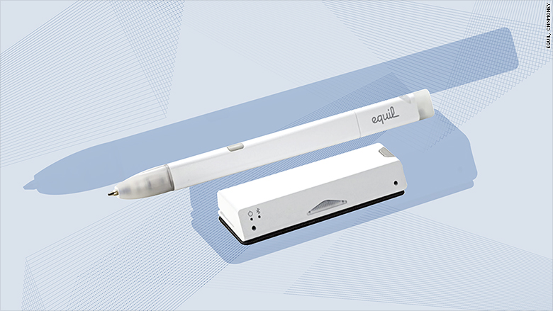 galley equil smartpen