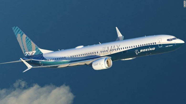 Boeing gets green light for bigger 737 Max