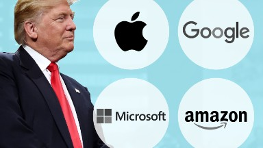 Tech CEOs just met with Trump. Here's why