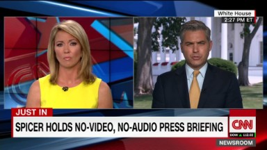 Jim Acosta: White House is stonewalling us