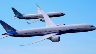 Boeing new jetliners