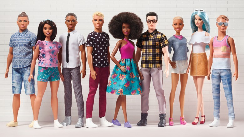 dyes and dolls multicultural barbie and the merchandising of difference It went like this: mattel's sales of its barbie dolls have, recently, been plummeting (they dropped 20 percent between 2012 and 2014, dockterman reports, and.