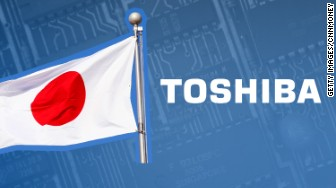 toshiba memory chips business