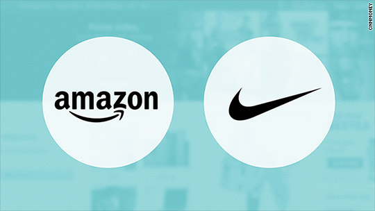 Nike could start selling directly on Amazon