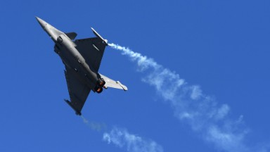 Best flying moments at the Paris Air Show