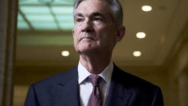Trump nominates Jerome Powell for Federal Reserve's top job