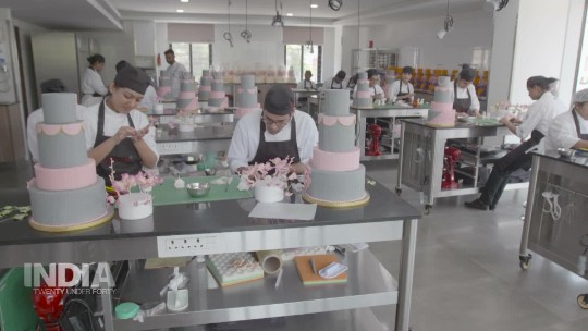 Inside India's first international baking academy