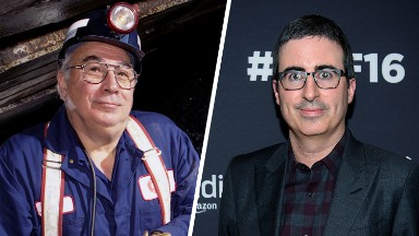 John Oliver sued by coal CEO claiming 'character assassination'