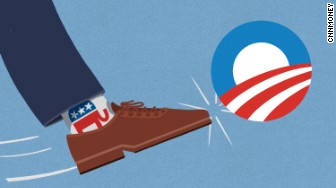 obamacare gets the boot