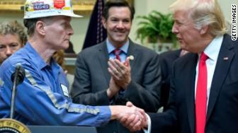 trump coal miners