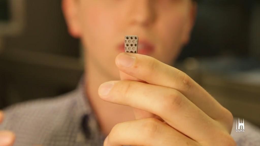 Undergrads design medical devices
