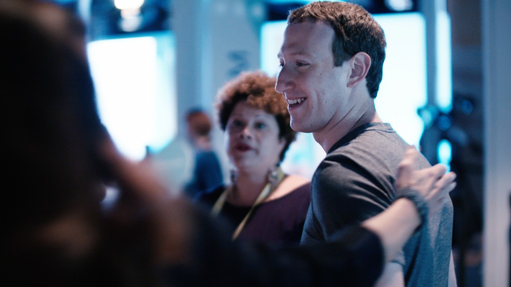 Mark Zuckerberg isn't done changing the world