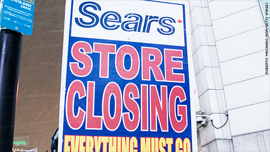 Sears to close another 20 stores