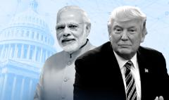 Trump meets Modi: Trade, visas and climate could make for tough talking