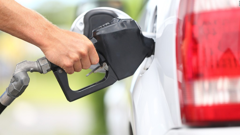 Four factors that determine gas prices