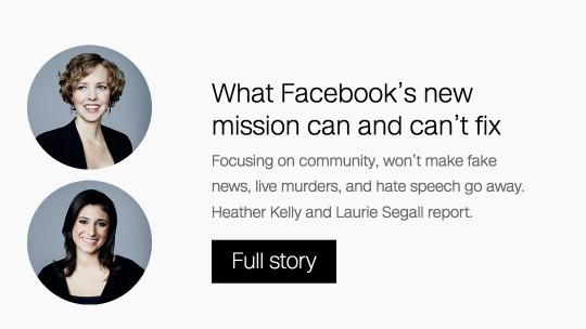 Facebook Mission