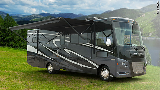 RVs are back and bigger than ever