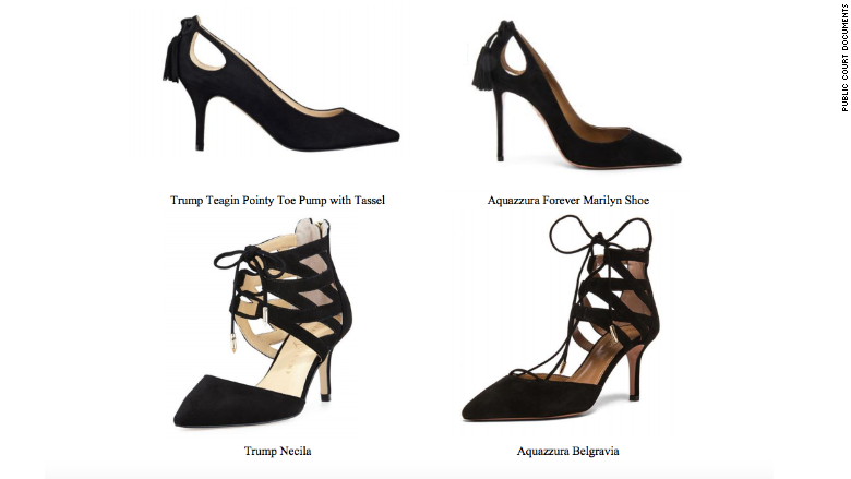 ivanka trump aquazurra designs
