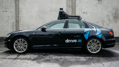 The hottest self-driving car startup you've never heard of