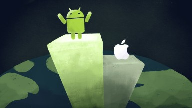 How Android beat the iPhone to world domination
