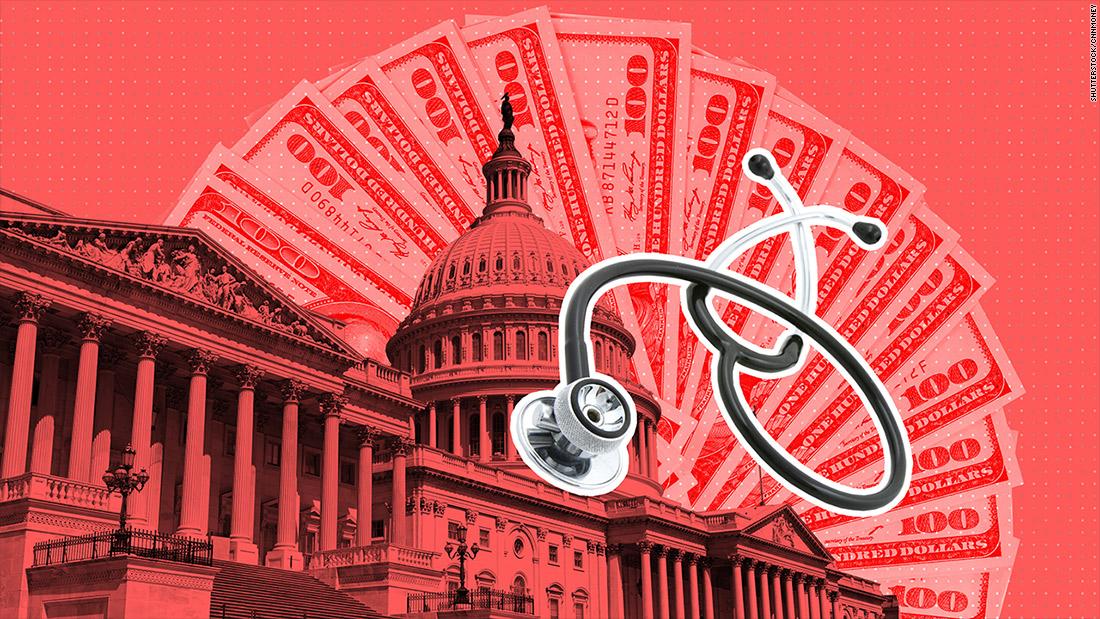Senate Republican health bill: Pay more, get less