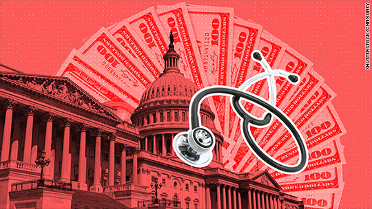 Senate Republican health bill: Pay more, get less