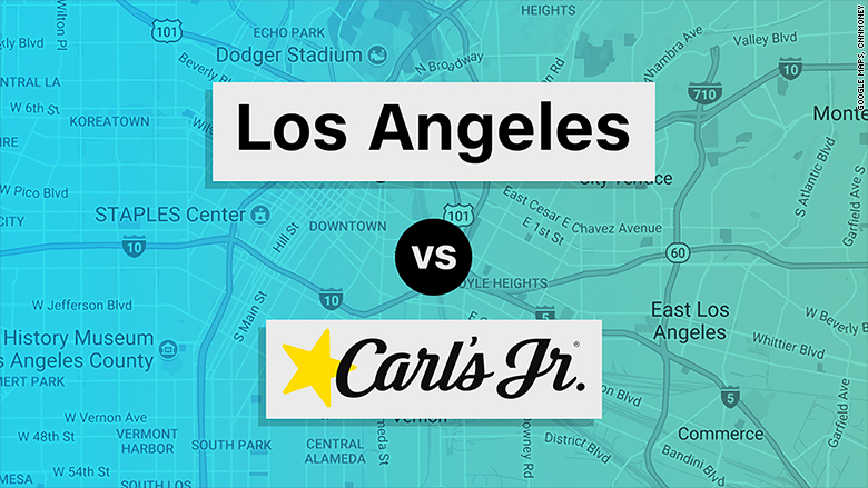 Carl's Jr. slapped with $1.45 million fine for underpaying L.A. workers