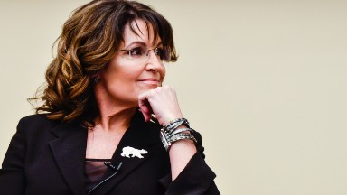 Sarah Palin sues New York Times