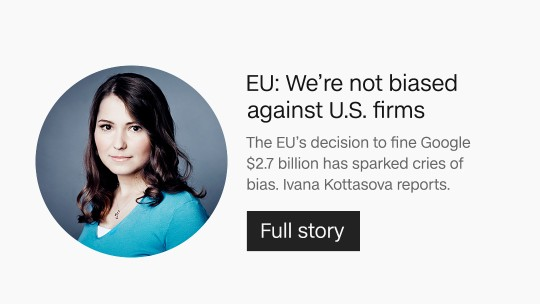 EU american companies