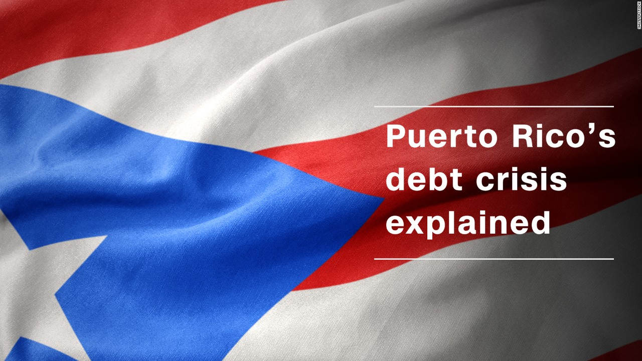 Puerto Ricans Voted Yes To Statehood But Becoming A State Wouldn T Solve The Island S 120 Billion Debt Problem Cnn S Christine Romans Explains