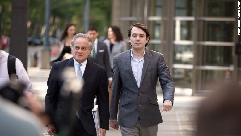 Martin Shkreli's lawyer: 'Maybe he's nuts but that doesn't make him guilty'