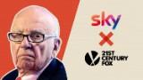 U.K. regulator comes out against Fox-Sky deal