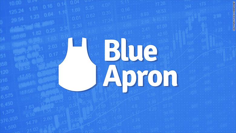 347041028dab cnbc.com Blue Apron serves up lukewarm IPO