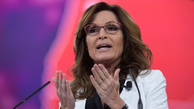 Palin's lawyers want New York Times journalists' emails