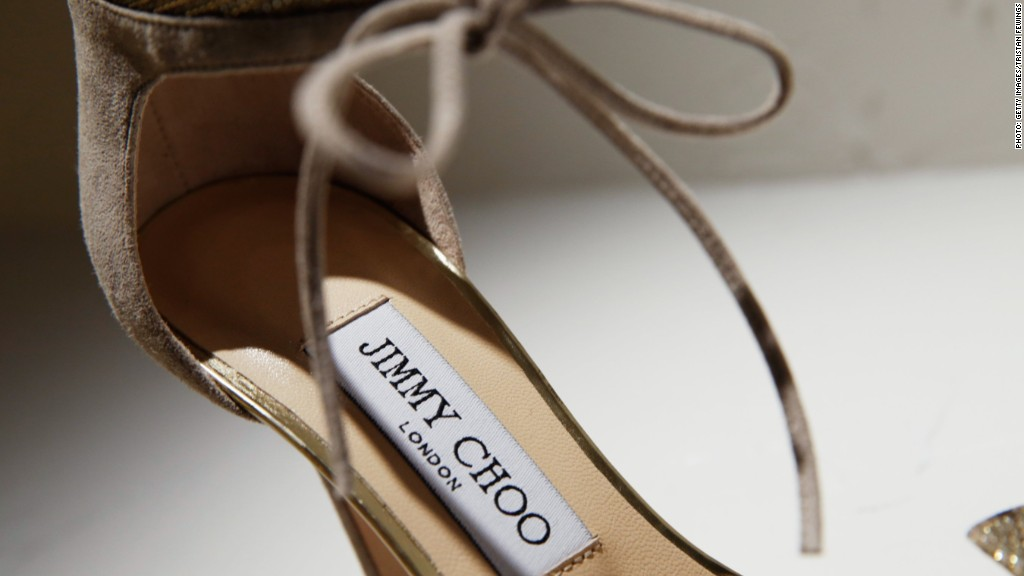Michael Kors snaps up Jimmy Choo for $1.2 billion