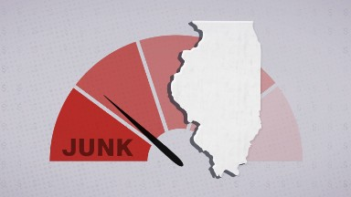 Illinois races the clock to avoid 'junk' downgrade