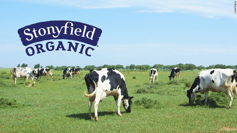 Danone sells Stonyfield to Lactalis for $875 mln