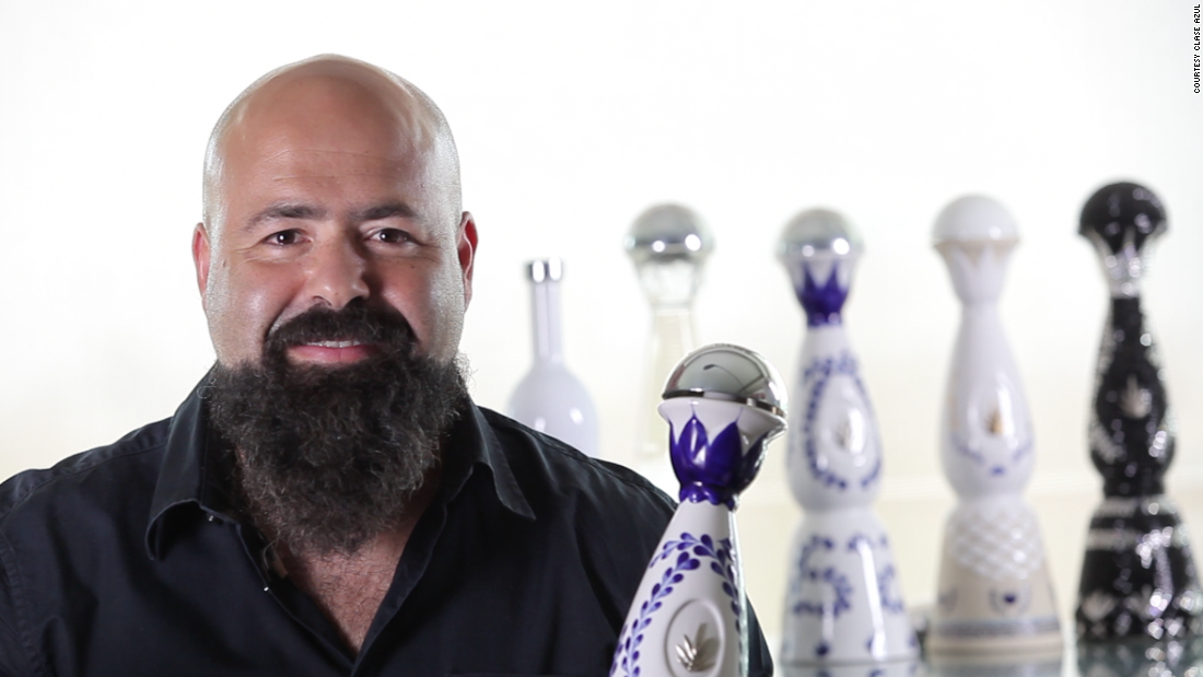 The tequila that costs $30,000 a bottle