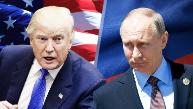 Trump meets Putin: who to believe?