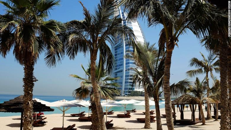 Airport Beaches Mina Al Salam BeachDubai