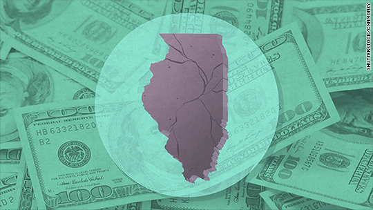 Illinois dodges downgrade to 'junk'