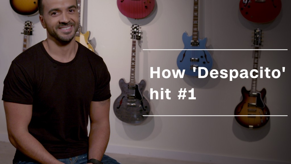 Meet the singer behind 'Despacito.' (It's not Bieber.)