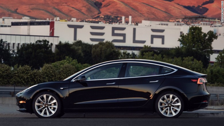 Tesla sued for Model 3 delays