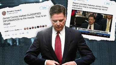 Anatomy of anti-Comey talking point: the Trump-Fox feedback loop in action