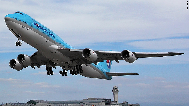 The largest passenger aircraft in the world 99