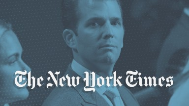New York Times story triggered the release of Trump Jr. emails